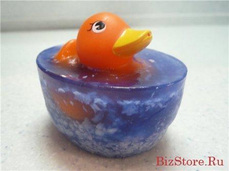 Инновационное детское мыло с игрушкой Hope Soap