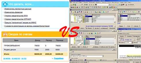 Онлайн-бухгалтерия