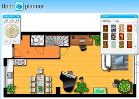 Планировка квартиры on-line