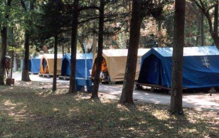 Бизнес идеи - палаточный лагерь