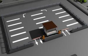 Бизнес план автостоянки. Как заработать участок под парковку в Москве.