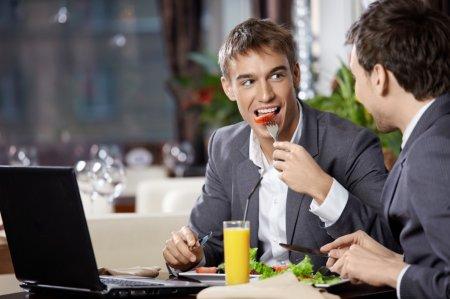 Бизнес идеи - Сервис бизнес знакомств на ланчах
