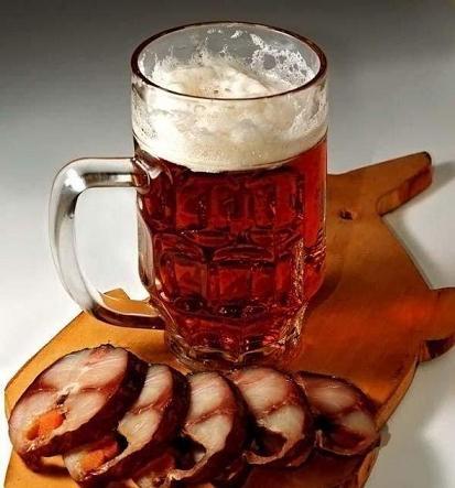 Пиво и рыбка? Почти…
