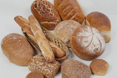 Автомат по продаже полный сил хлеба