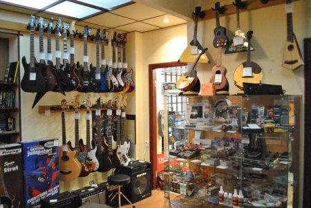 Свой музыкальный магазин