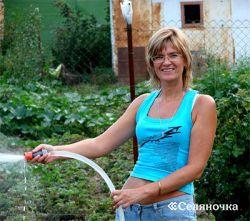 Секреты садовода. Как верно удобрять и поливать.