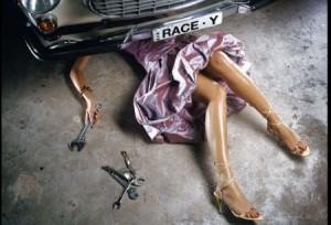 Бизнес-мысль: женщина отремонтирует ваш дом