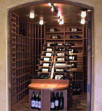 Погреб для вин