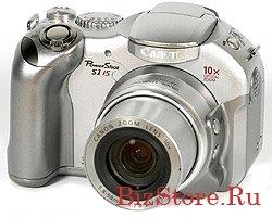 Новый компактный фотоаппарат от Canon