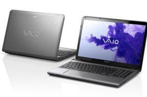 Sony выпускает новые ноутбуки Vaio